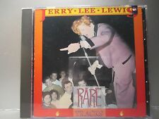 Wild One: Rare Tracks by Jerry Lee Lewis (CD, Jun-1989, Rhino) Brand New