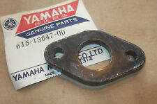 YAMAHA P95  P 95  1960s  OUTBOARD  GENUINE NOS INLET GASKET - # 615-13647-00