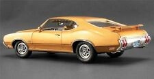 1970 OLDSMOBILE 442 HOLIDAY COUPE DR OLDS RELEASE # 1 ACME GMP 1:18 DIECAST CAR