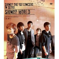 SHINEE 1st CONCERT DVD [ SHINEE WORLD  ] 2 DVD+PHOTO BOOK