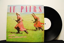 """Au Pairs """"Playing With A Different Sex"""" LP Rare TEST PRESSING Post Punk"""