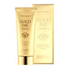 [TONYMOLY] Luxury Gem Gold 24K Mask 100ml / Wash off 24k pure gold mask