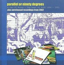 PARALLEL OR 90 DEGREES - A Can Of Worms: The Best Of Po90 199... CD SEALED/ NEW