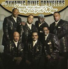 ~COVER ART MISSING~ Dynamic Dixie Travelers CD Jesus Will Make a Way Out of No W