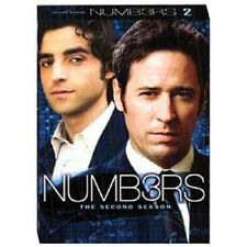 7015 // NUMBERS INTEGRALE SAISON 2 COFFRET 6 DVD NEUF MAIS NON EMBALLE