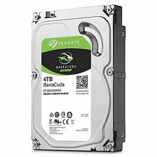 "Seagate 4TB 64MB Barracuda SATA III 6Gb/s 3.5"" Internal Desktop HDD ST4000DM005"