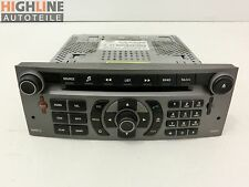 CITROEN c5 re 04-08 GSM Sistema di Navigazione Navi CD-Radio rt3-n3-10 cd695 mp3