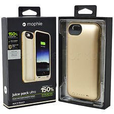 "MOPHIE JUICE PACK AIR 3950mAH BUILT IN BATTERY CASE FOR IPHONE 6S/6 4.7"" - Gold"