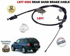 FOR ISUZU RODEO 2.5TD 3.0DT 2003--  NEW LEFT REAR HAND BRAKE CABLE