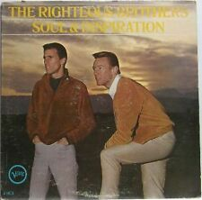 Righteous Brothers - Soul & Inspiration US 1966 LP