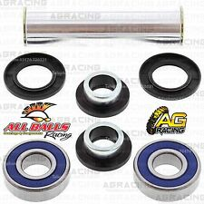 All Balls Rear Wheel Bearing Upgrade Kit For KTM MXC 520 2002 Motocross Enduro