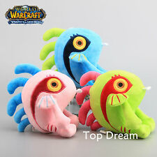 3X WOW World of Warcraft Murloc Fish Plush Toy Soft Stuffed Doll 8'' Xmas Gift