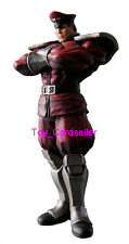 Bandai Super Modeling Soul Street Fighter IV 4 Collection Figure M. Bison Vega