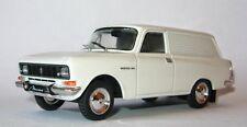 DeAgostini 1:43 Soviet Moskvitch-2734 & mag №137 cars USSR