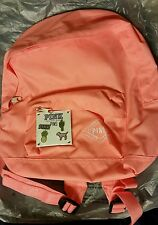 Victoria's Secret PINK MINI BACKPACK With Pins Nectar Limited Edition