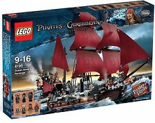 New LEGO Pirates of the Caribbean Set  #4195 QUEEN ANNE'S REVENGE factory sealed