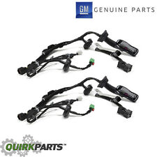 OEM NEW Trailering Mirror Wiring Harness Right & Left Se 14-16 Silverado Sierra