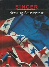Sew Activewear Singer Sports Swimsuits Shorts Vests Jackets Outerwear 1986