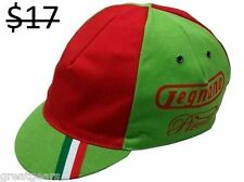 Legnano Italy Pro Team Men Road Cycling Bike Vintage Retro Race Euro Cap Hat