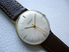 """Vintage """"Max Bill"""" Style JUNGHANS Automatic Men's dress watch from 1960's years!"""