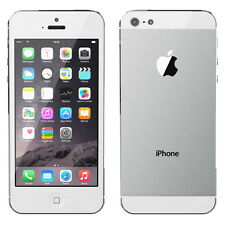 Apple iPhone 5 - 16GB - White & Silver (AT&T) Smartphone CLEAN ESN