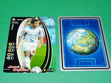 FOOTBALL CARD WIZARDS 2001-2002 JOSE DELFIM OLYMPIQUE MARSEILLE OM PANINI