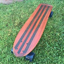 "Mini Cruiser Skateboard - Hapuna ""Mini Croozer"" - Exotic Wood"