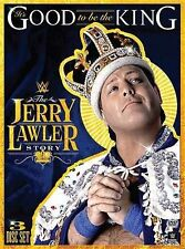 WWE: It's Good to Be the King - Jerry Lawler Story (DVD, 2015) REDUCED!