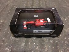 HOT WHEELS RACING SCALA 1/43 FERRARI f1-2001 Michael Schumacher N. 50213