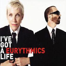 I've Got A Life Pt.1 (2 Tracks) [Single] by Eurythmics (CD, Oct-2005, Bmg)