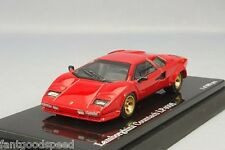 KYOSHO 1/64 Lamborghini Countach LP400S RED 1of 999 Ltd Best buy Gift new