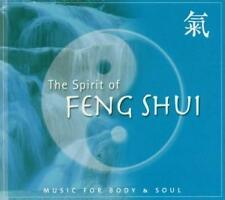Music for Body & Soul - The Spirit of Feng Shui (OVP)