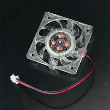 12V 2 Pin VGA Graphics Video Card Heatsink Cooler Square Cooling Fan 40mm x 40mm