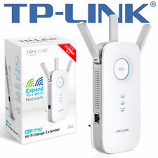 TP-Link RE450 AC1750 Dual Band Wireless Range Extender WPA2 802.11a/b/g/n/ac NEU