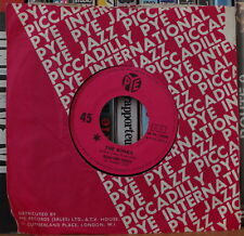 "THE KINKS DEAD END STREET PROMO JUKE BOX 45 PV. 15254 SINGLE 7""  FRENCH SP"