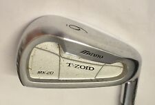 Mizuno T Zoid MX20 6 Iron Dynamic Gold Lite R300 Steel Shaft