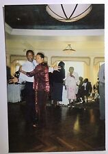 Vintage PHOTO African American Man & Woman On The Dance Floor