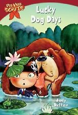 A Stepping Stone Book: Lucky Dog Days No. 3 by Judy Delton and Pee Wee Scouts...