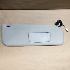 2004 - 10 Toyota Sienna XLE Front Right Passenger Sun Visor Shade Mirror Light