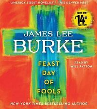 NEW - Feast Day of Fools: A Novel by Burke, James Lee