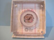 BEATRIX POTTER MRS TIGGY WINKLE 50p Fifty Pence SILVER PROOF COIN