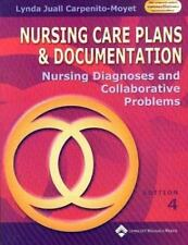 Nursing Care Plans and Documentation: Nursing Diagnosis and Collaborat-ExLibrary