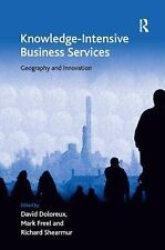 NEW - Knowledge-Intensive Business Services: Geography and Innovation