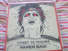 Paper Bag, Ticket To Trauma, Improvised and Recorded Live NM