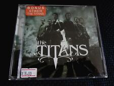 THE TITANS CD Self Title Indonesia Malay Group Rock Punk *Rare*