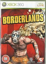 Xbox 360 Borderlands  ( Xbox One compatible)