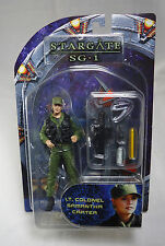 StarGate SG-1 series 2 LT. Colonel SAMANTHER CARTER action figure (sealed)