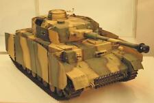 Panzer IV Ausf. H - Modellbausatz 1:6 Metall Sd.Kfz.161 Panzerkampfwagen