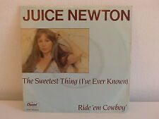 JUICE NEWTON The sweetest thing 00686468