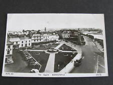 The Square Barnstaple postally used UK Postcard